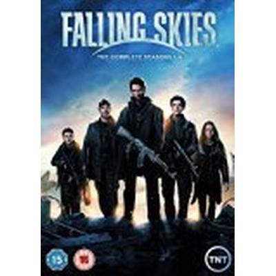Falling Skies - Season 1-4 [DVD] [2015]